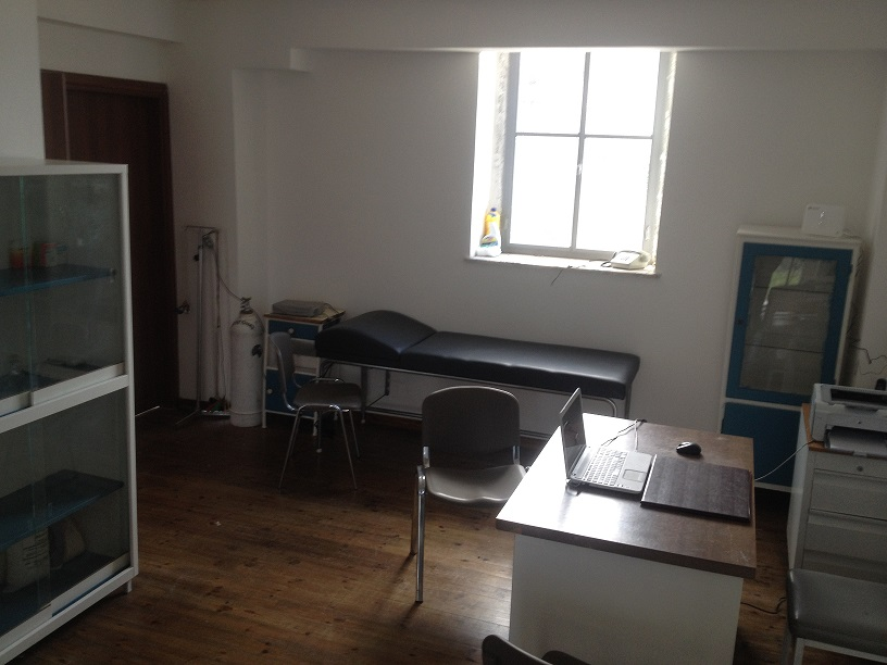 Βλέπετε φωτογραφίες από : Αίθουσα ιατρείου